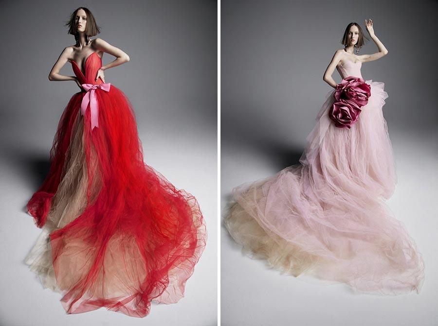 свадебные платья 2019 основные тенденции 17
