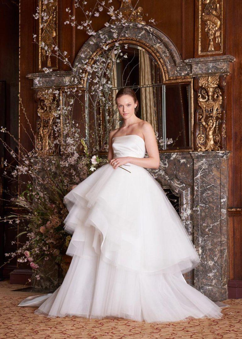 свадебные платья 2019 основные тенденции 19