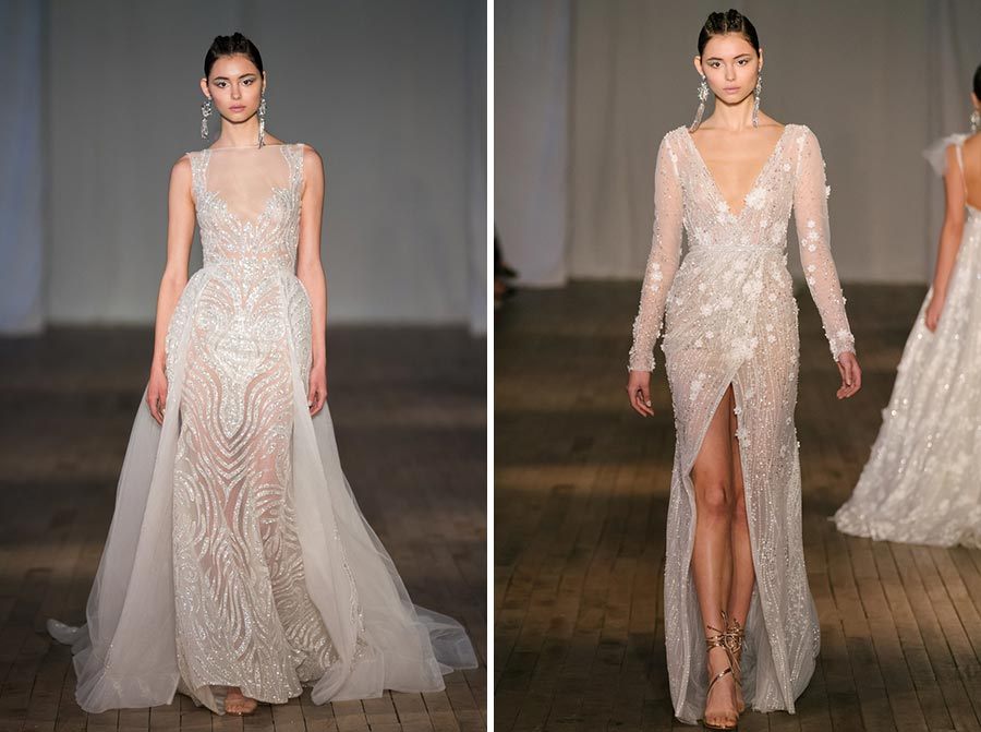 свадебные платья 2019 основные тенденции 2