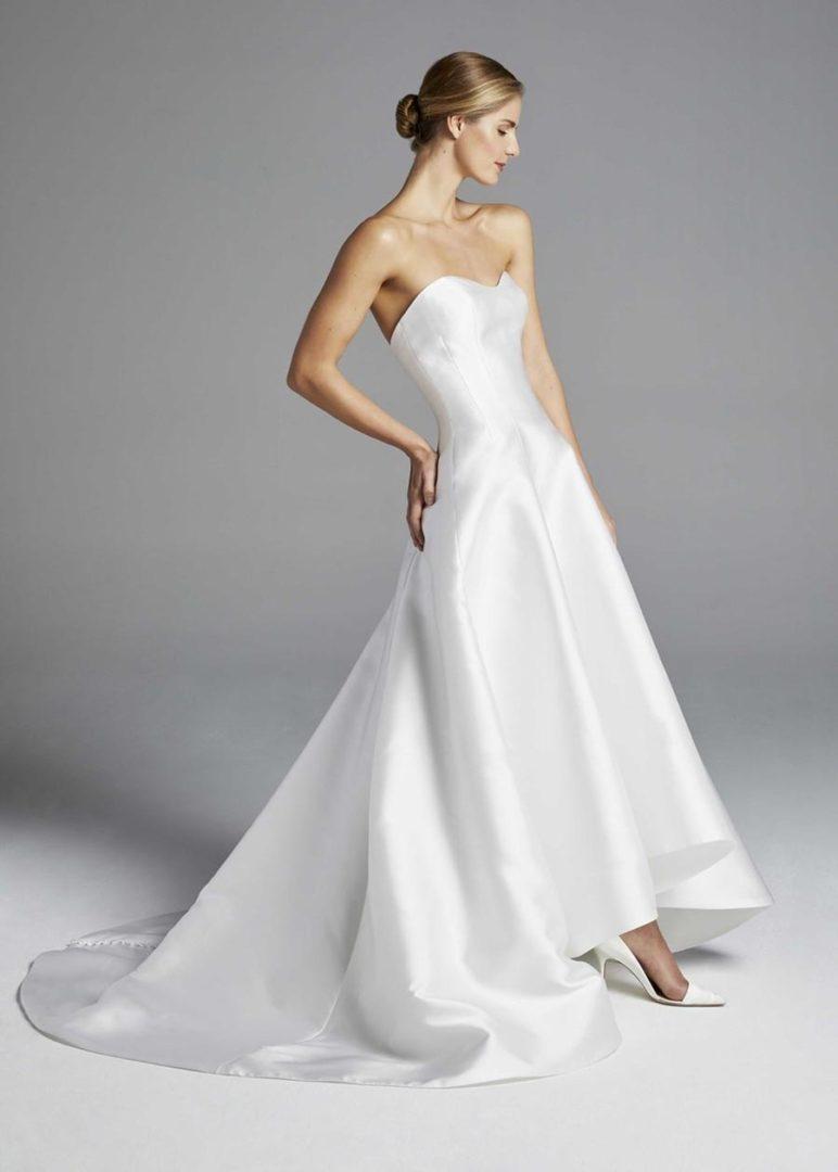 свадебные платья 2019 основные тенденции 21