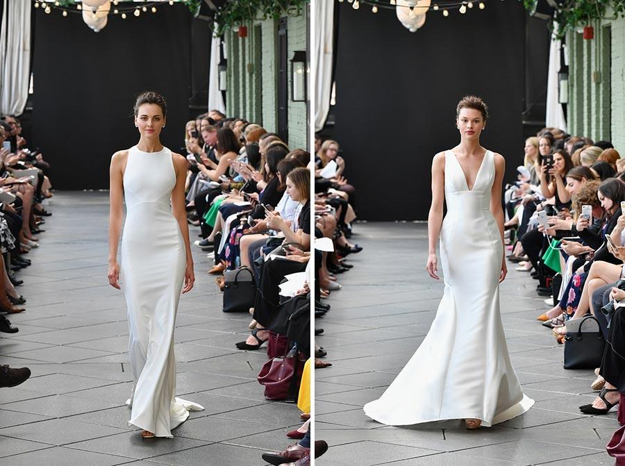 свадебные платья 2019 основные тенденции 22
