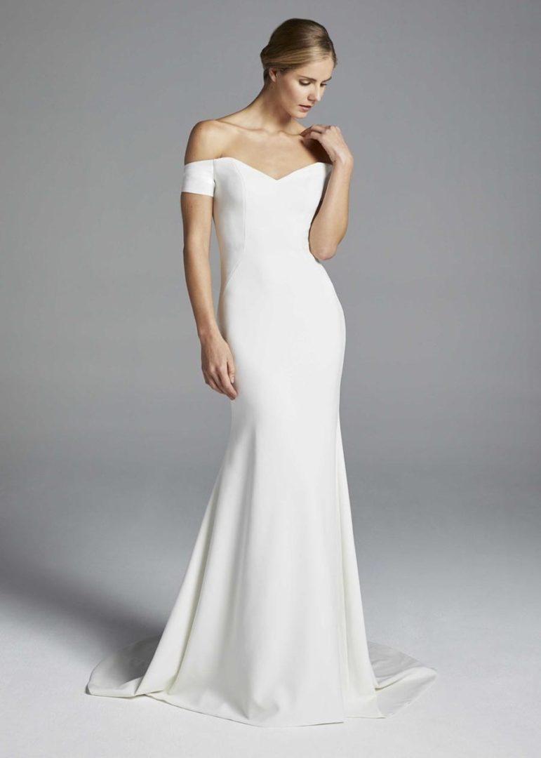 свадебные платья 2019 основные тенденции 23