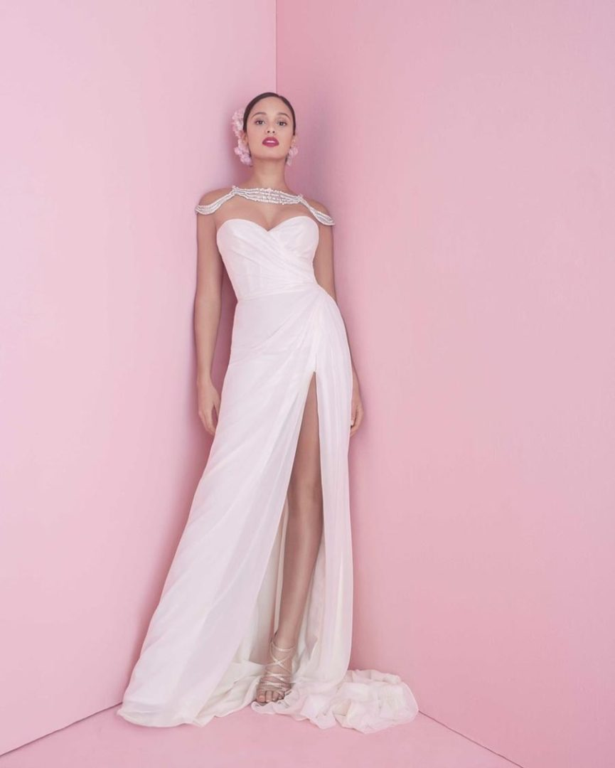 свадебные платья 2019 основные тенденции 26