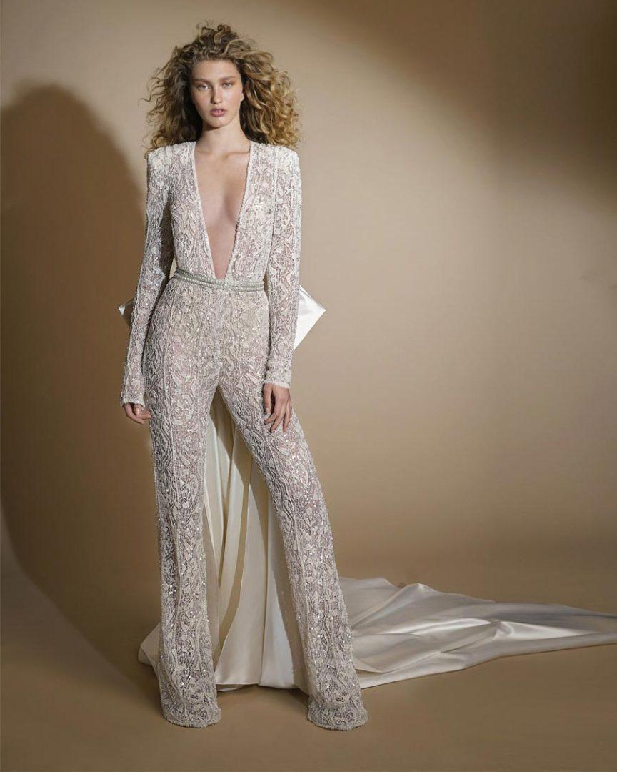 свадебные платья 2019 основные тенденции 27