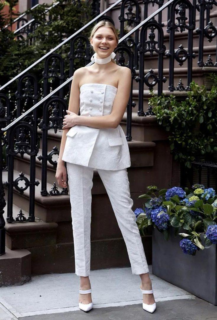свадебные платья 2019 основные тенденции 28