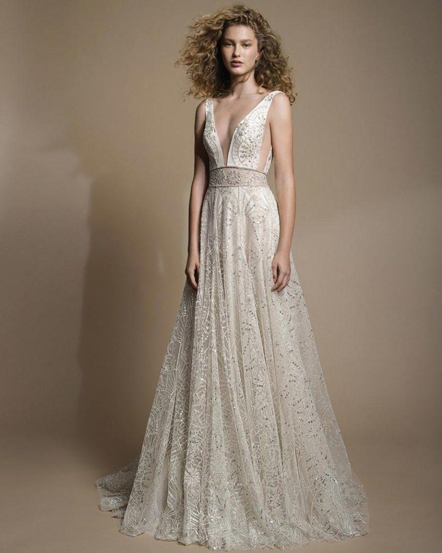 свадебные платья 2019 основные тенденции 3