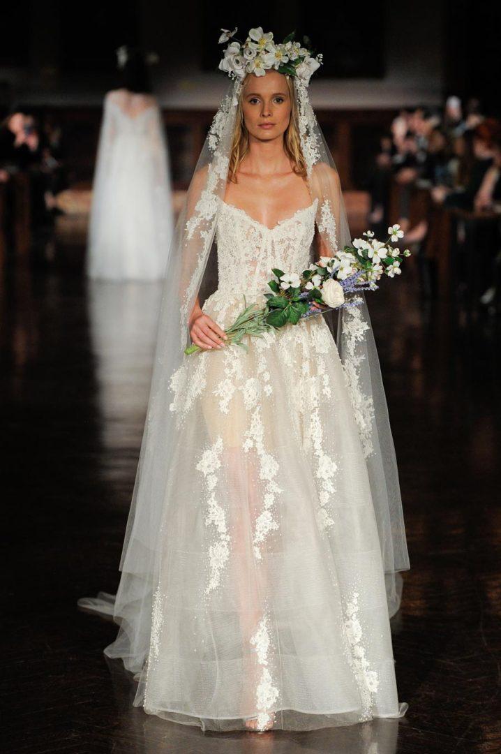 свадебные платья 2019 основные тенденции 30