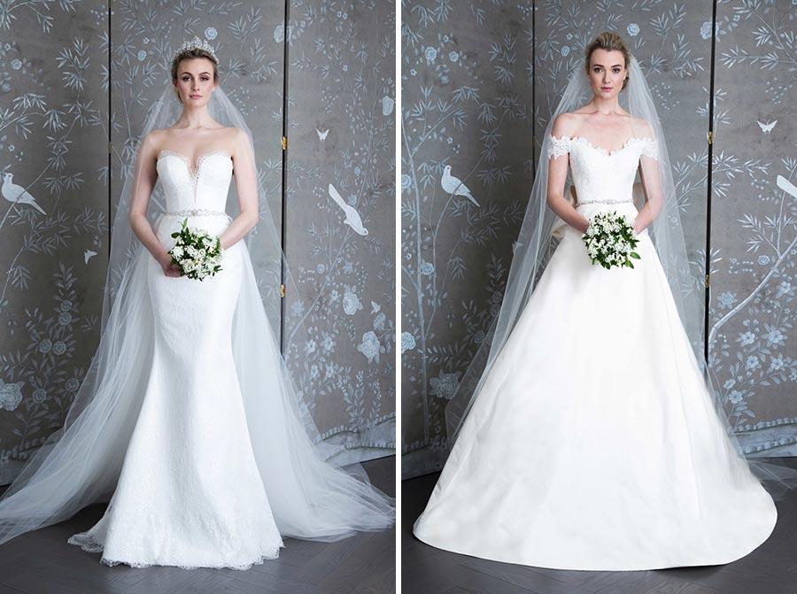 свадебные платья 2019 основные тенденции 31