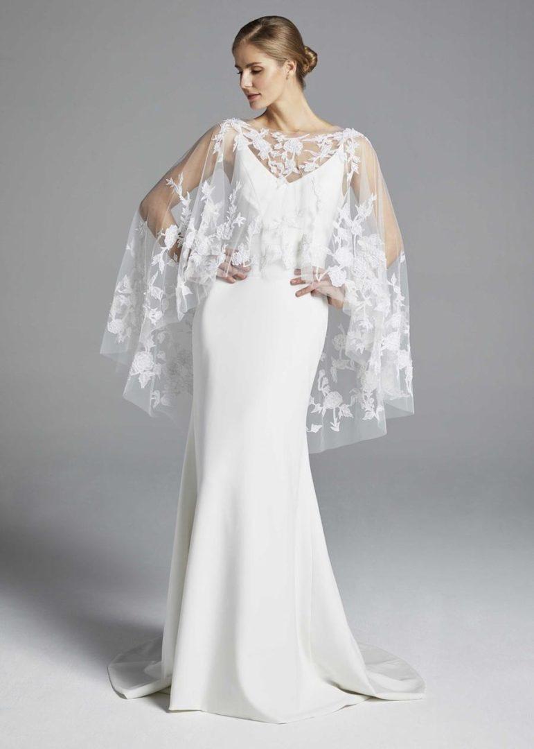 свадебные платья 2019 основные тенденции 33
