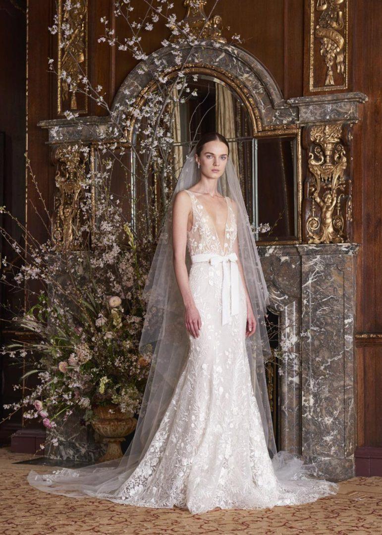свадебные платья 2019 основные тенденции 35