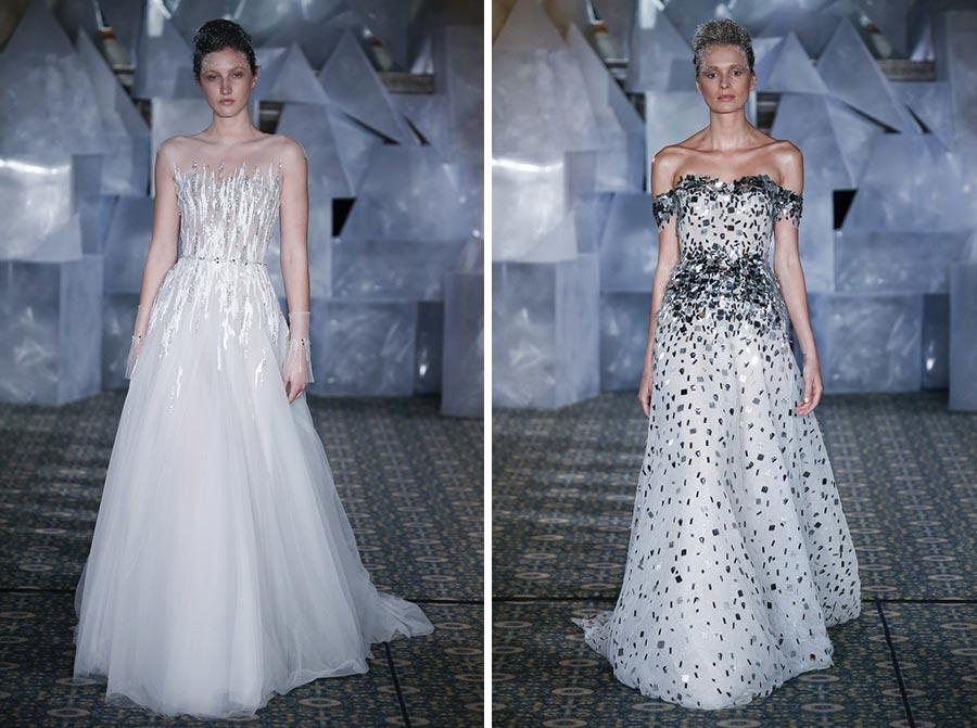 свадебные платья 2019 основные тенденции 4