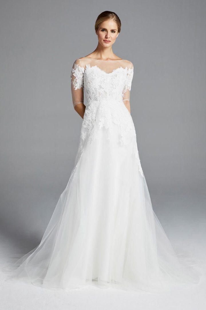свадебные платья 2019 основные тенденции 5