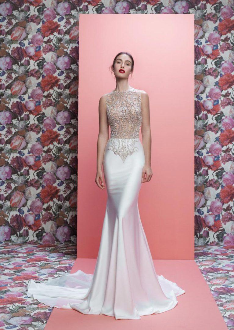 свадебные платья 2019 основные тенденции 7
