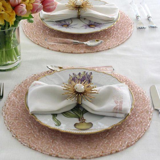 Свежие идеи свадебной сервировки