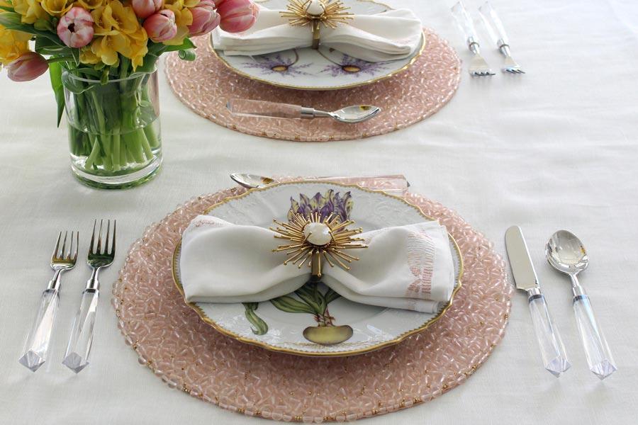 свежие идеи свадебной сервировки 1