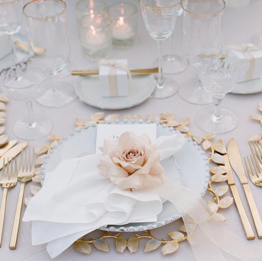 свежие идеи свадебной сервировки 2