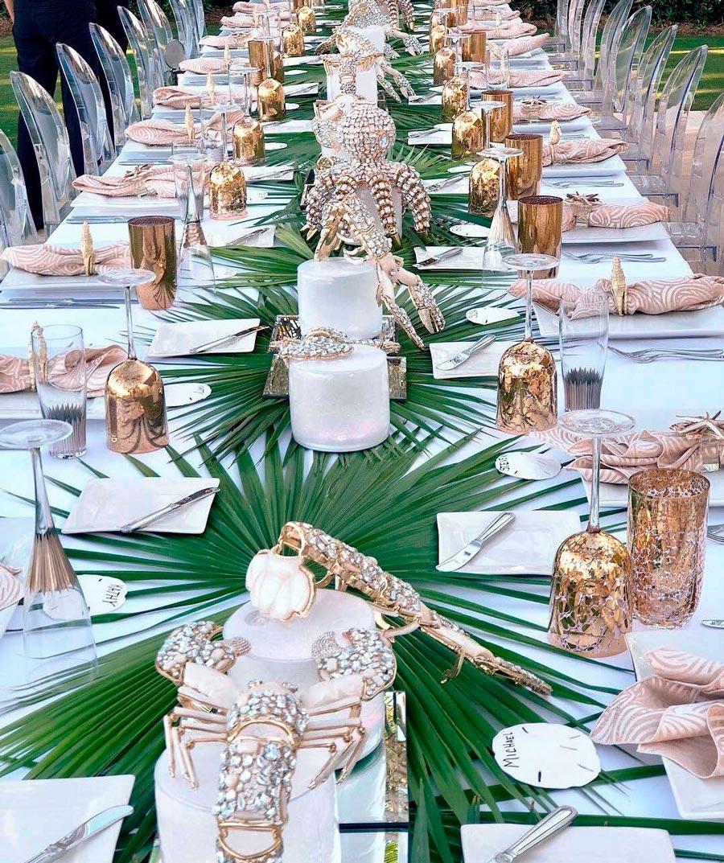 свежие идеи свадебной сервировки 4