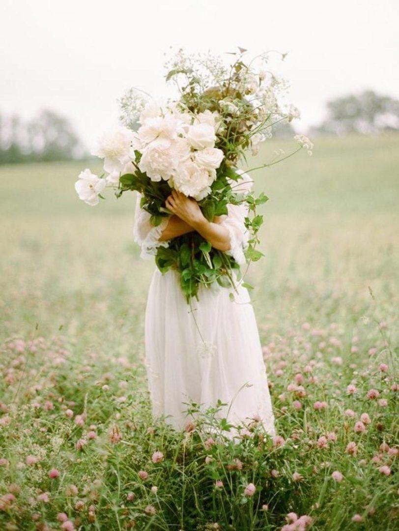 гид по пионам от свадебного букета до декора 8