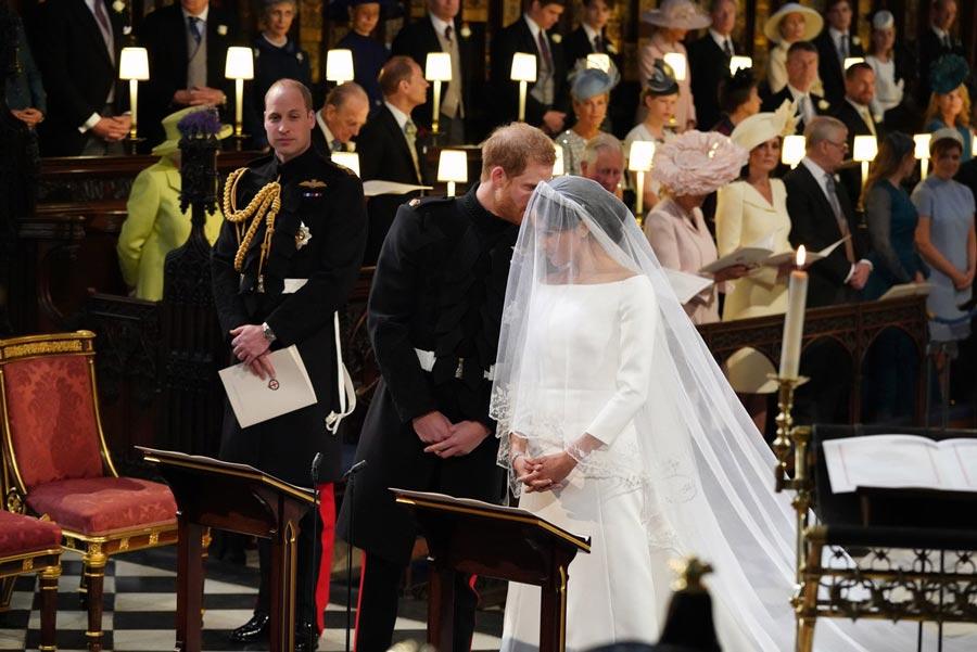 какой пример подала свадьба принца гарри 10