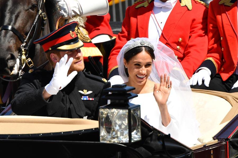какой пример подала свадьба принца гарри 12