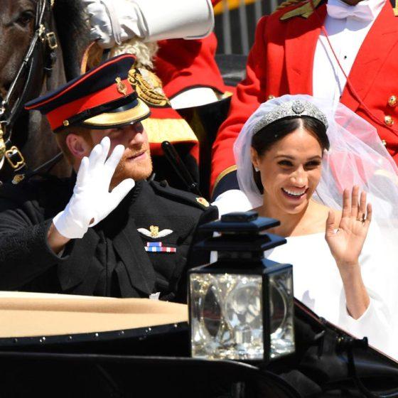 Какой пример подала свадьба Принца Гарри?