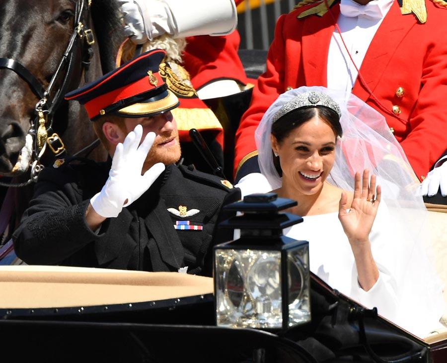 какой пример подала свадьба принца гарри 1