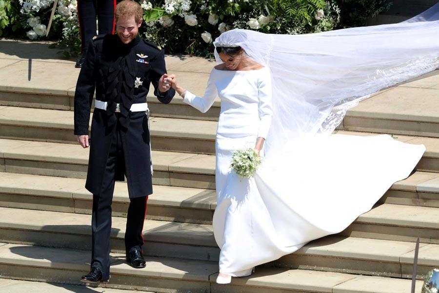 какой пример подала свадьба принца гарри 3