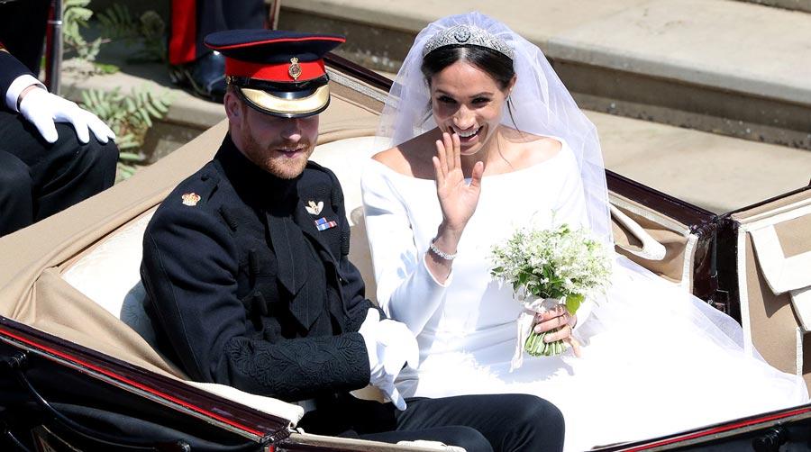 какой пример подала свадьба принца гарри 7