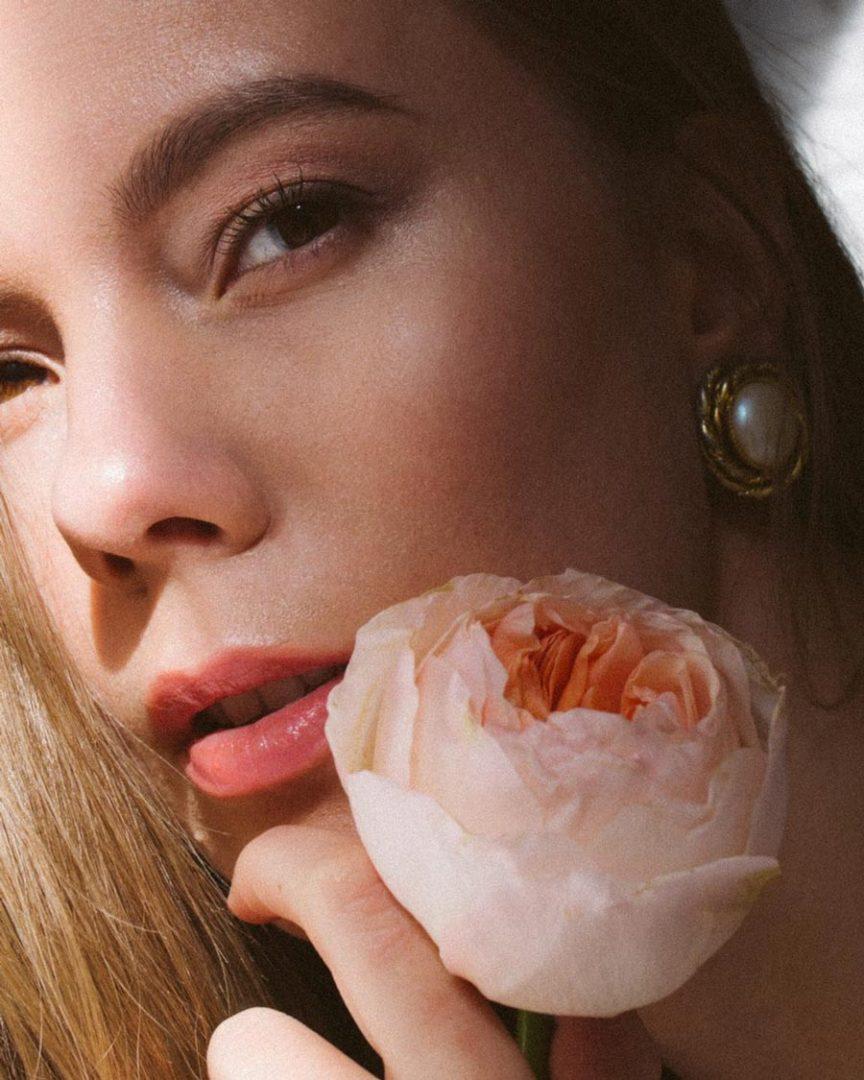 la vie en rose легкий весенний этюд 13