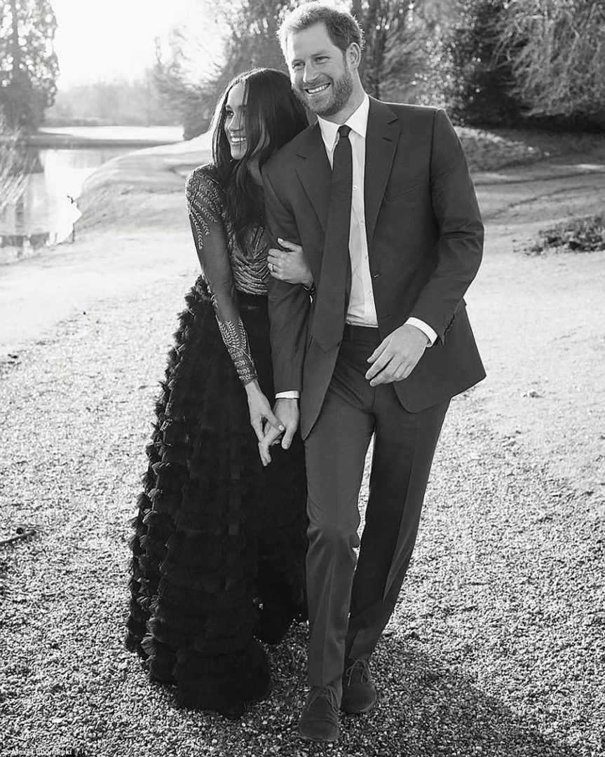 свадьба меган маркл и принца гарри 2