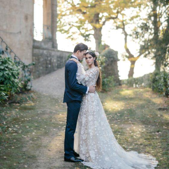 Загородная свадьба у озера — дневник невесты