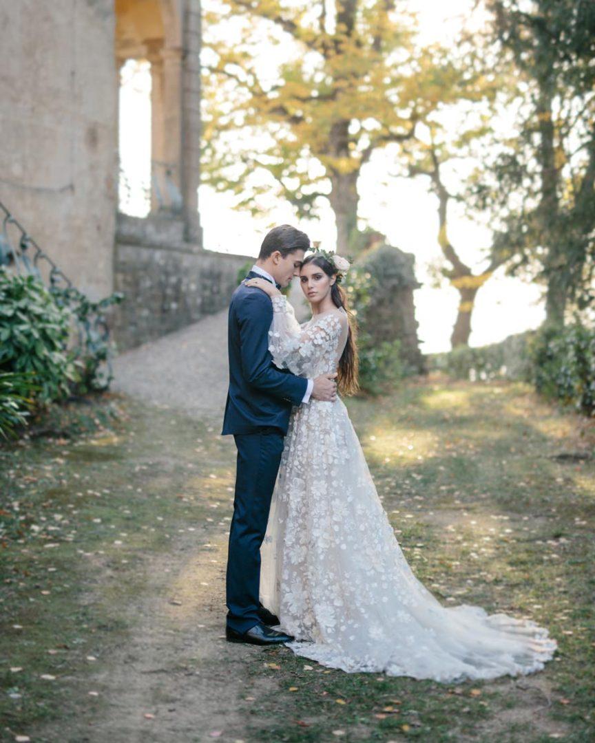 загородная свадьба у озера дневник невесты 1