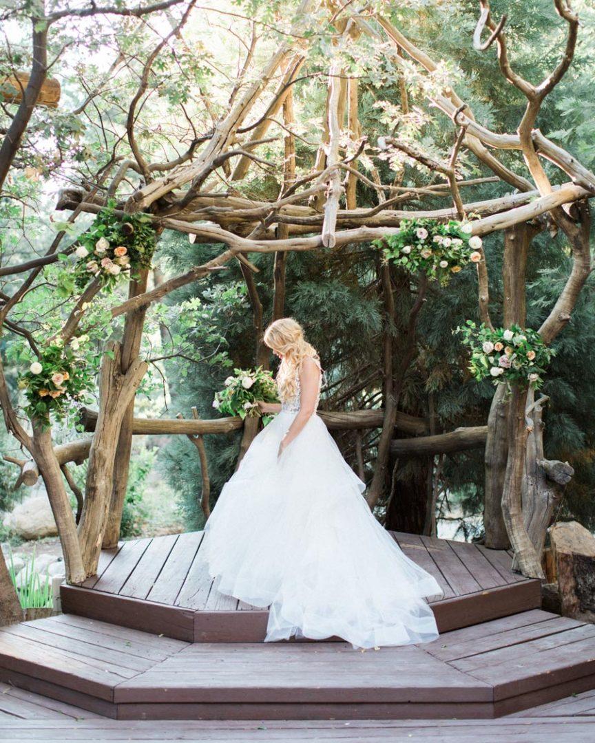полный гид по свадьбе на природе 1