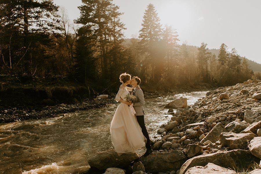 свадьба в архызе 12