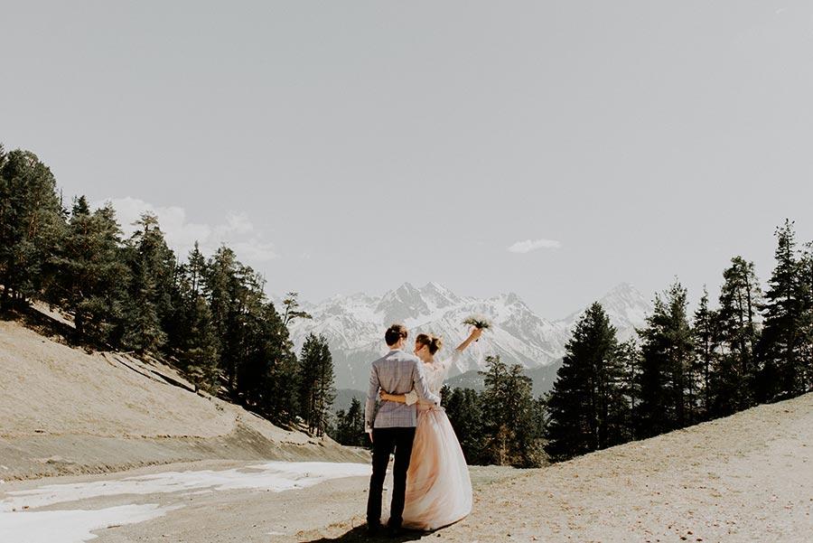 свадьба в архызе 5