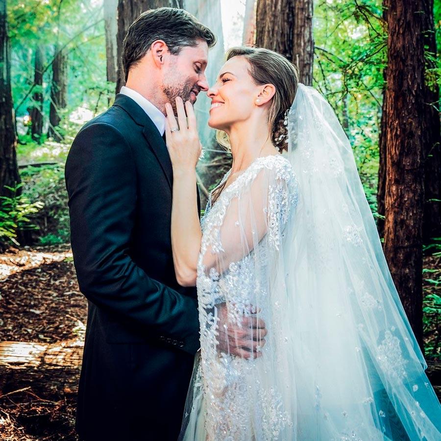 свадьба хилари суонк 1