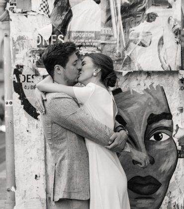 Как в кино: свадьба для двоих в Париже
