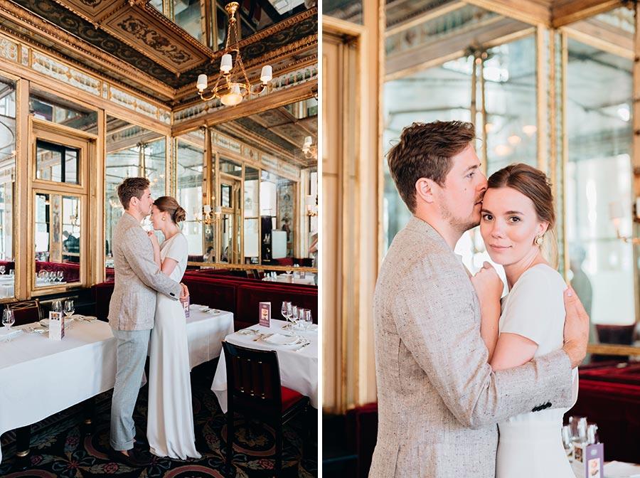 как в кино свадьба для двоих в париже 15