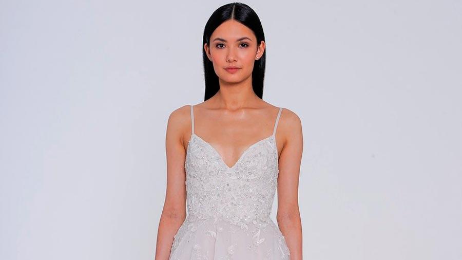 свадебные прически 2019 3