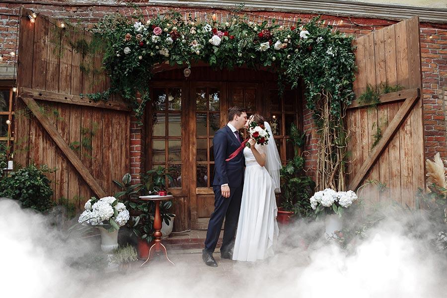 магическая свадьба в стиле гарри поттера 13