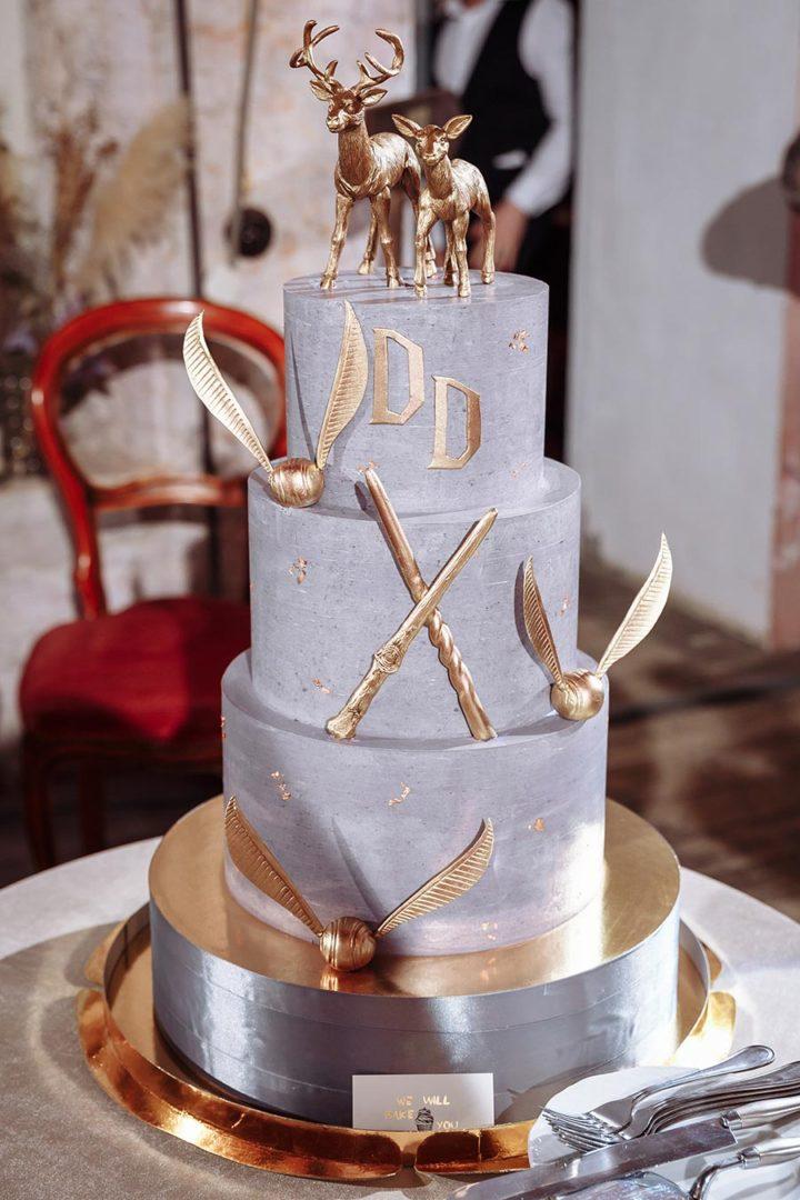 магическая свадьба в стиле гарри поттера 18
