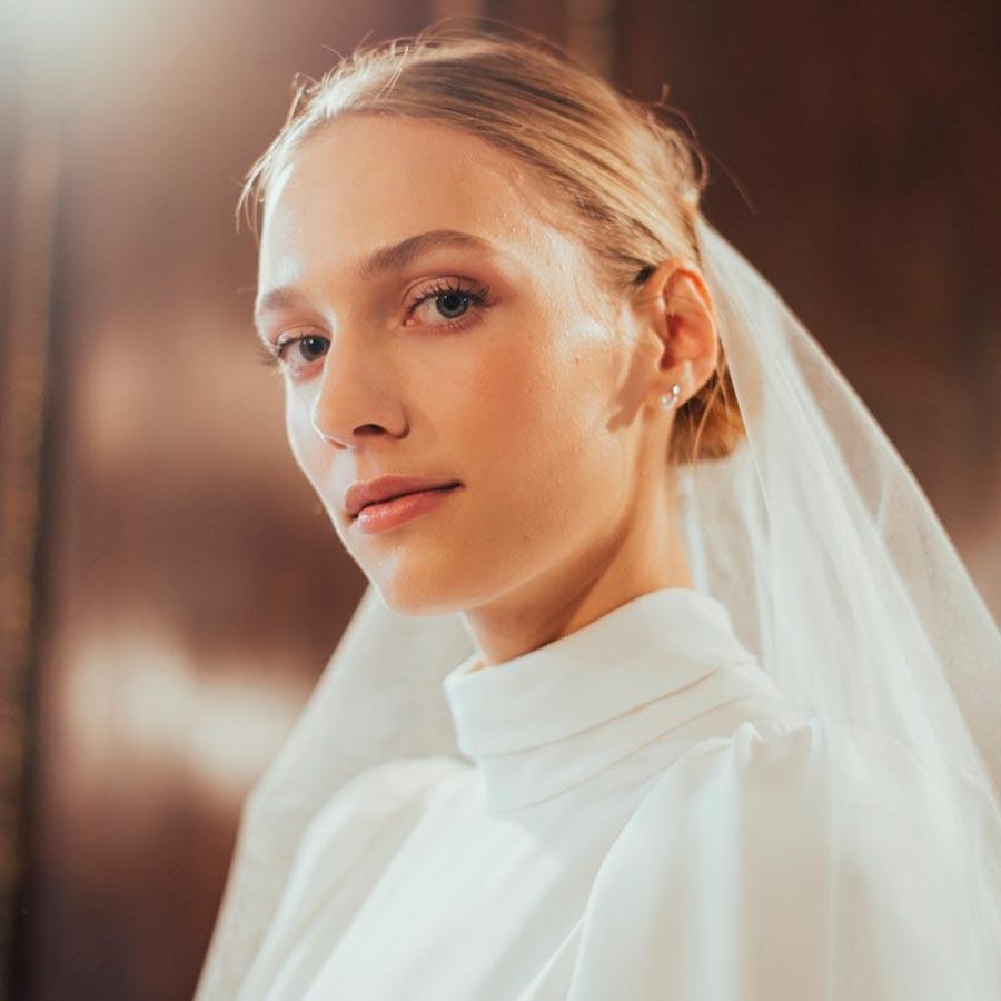 свадебный макияж 2019 4