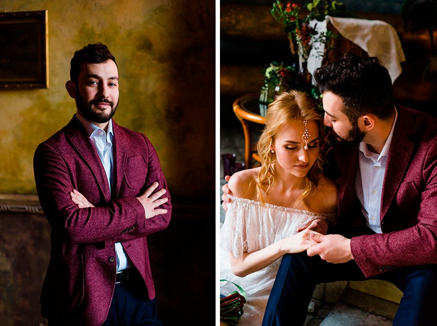 свадебные костюмы для жениха 2019 3