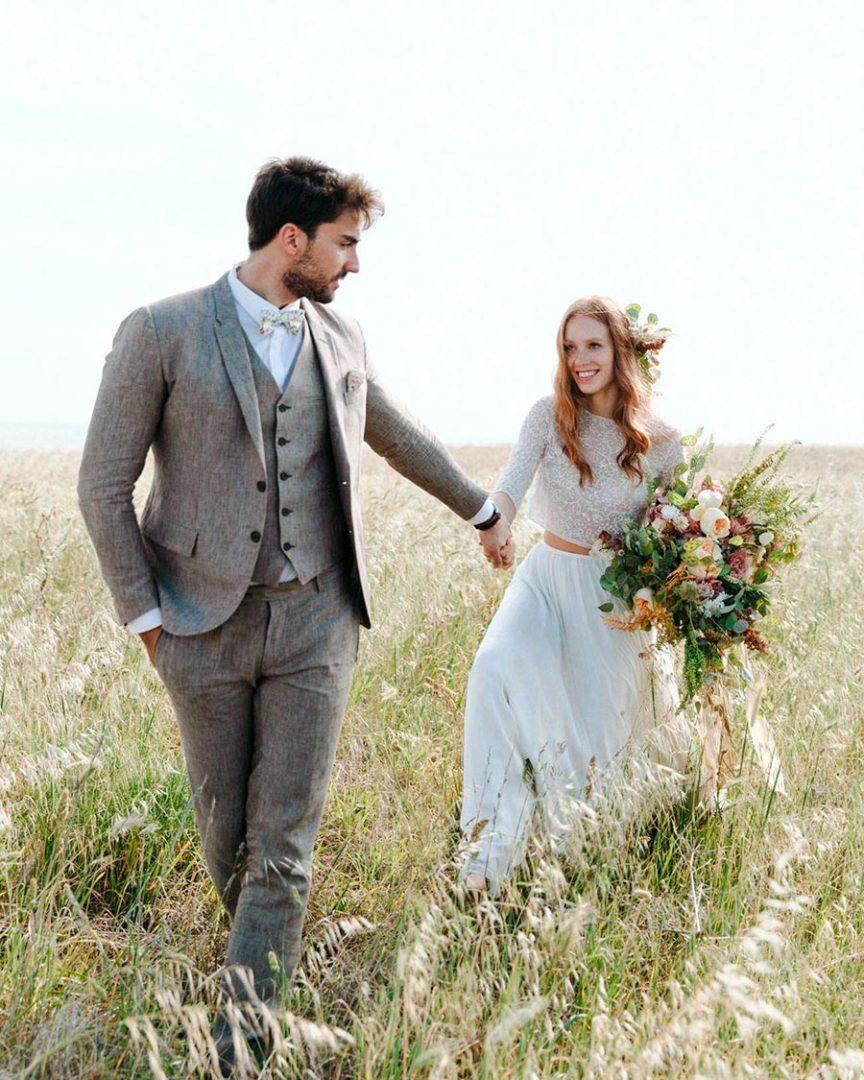 свадебные костюмы для жениха 2019 8