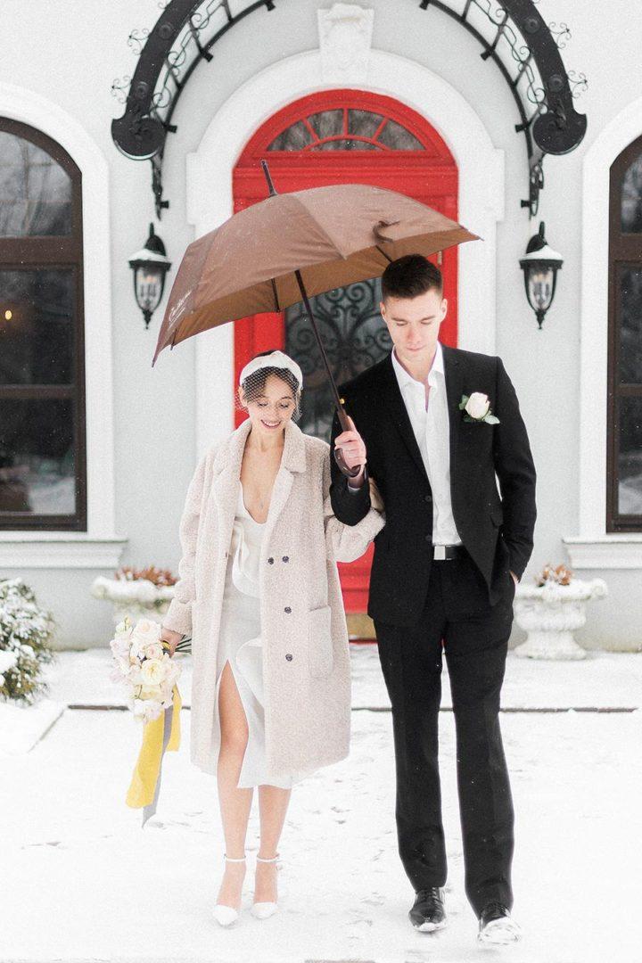 зимняя свадьба в калининграде 15
