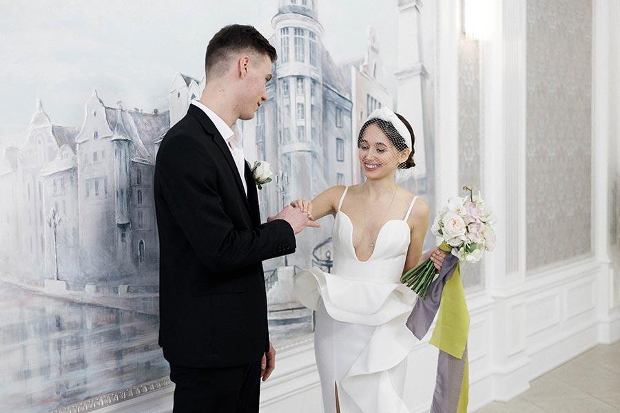 зимняя свадьба в калининграде 19