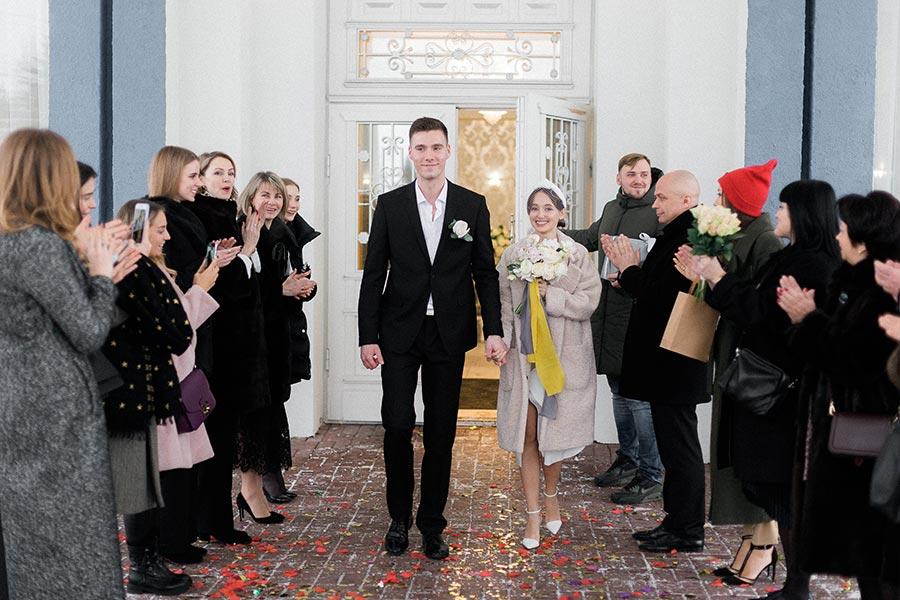 зимняя свадьба в калининграде 20