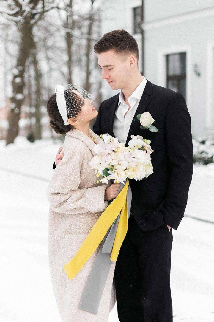 зимняя свадьба в калининграде 8
