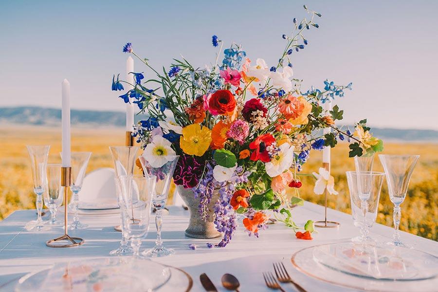10 идей для свадьбы летом 13