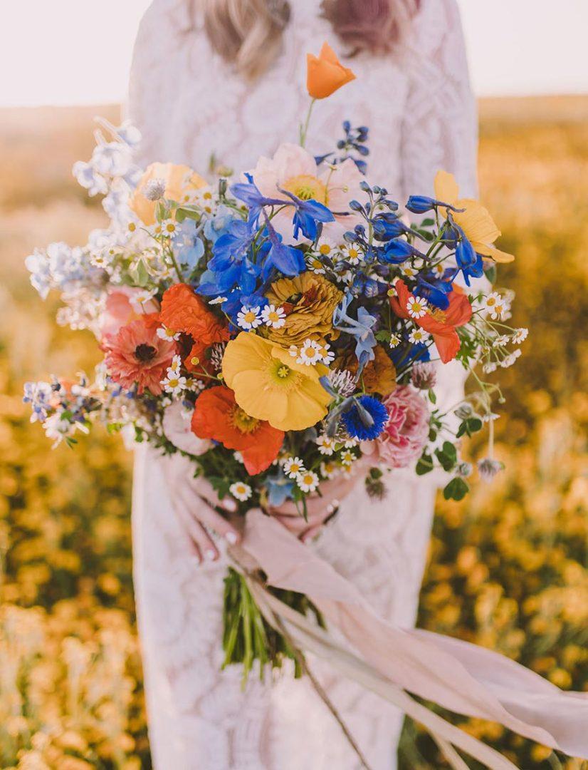 10 идей для свадьбы летом 14